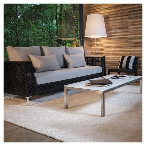 Couches & Sofas by Louis Poire (Moda In Casa) seen at Rosmarino Forest Garden, Valle de Bravo - Ego Sofa