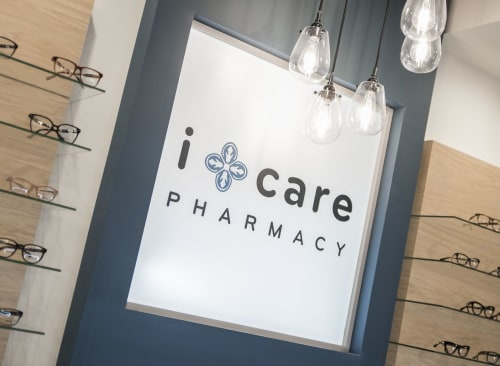Interior Design by studioBIG seen at 200b Livingston St, Brooklyn - i+care pharmacy