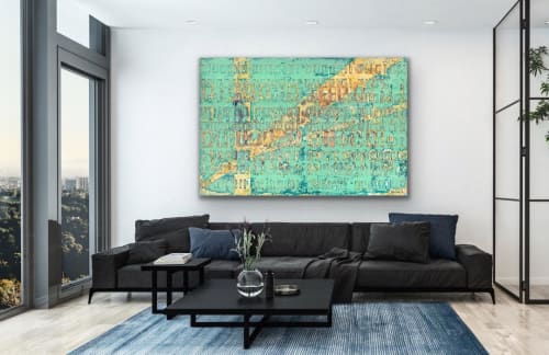 L Rowland Contemporary Art - Paintings and Art