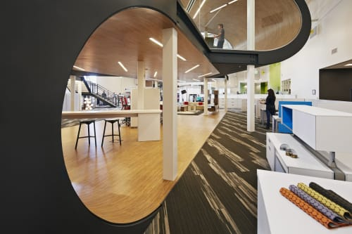 Chairs by One Workplace at One Workplace, Santa Clara - Chairs