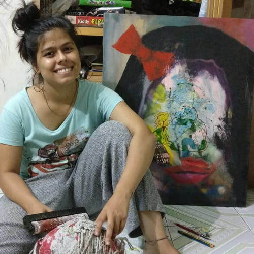 Sharwaree's Artstation - Paintings and Art