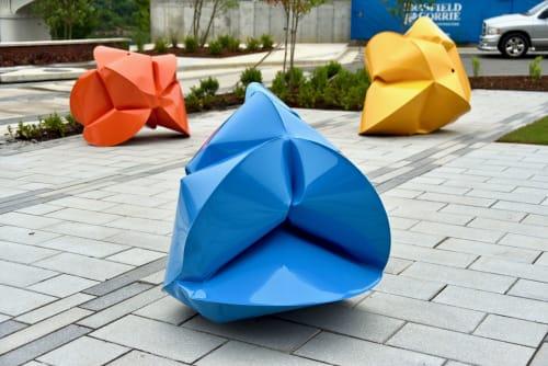 Public Sculptures by Jeremy Thomas Studio - Bolls