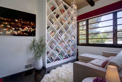 Interior Design by Julie Maigret Design seen at Private Residence, Los Angeles - La Castana Residence