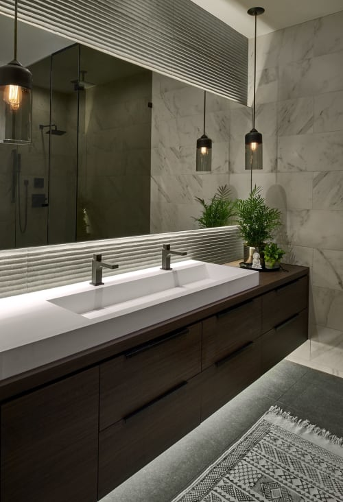 Interior Design by Habachy Designs seen at Private Residence, Atlanta - Midtown Loft