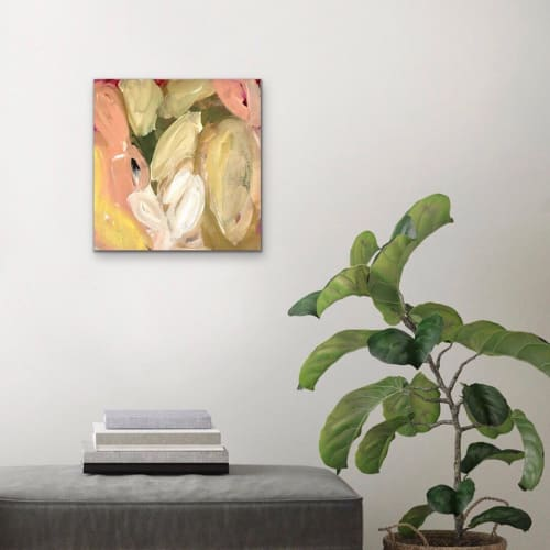 Paintings by Alisha Falconer seen at Private Residence, West Leederville - Painting