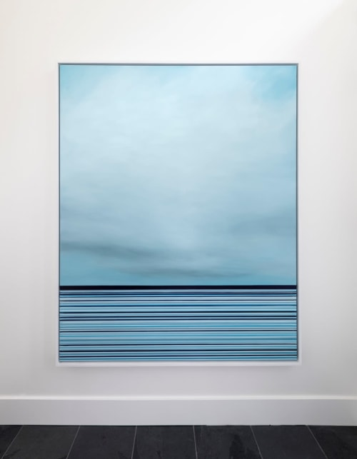 Paintings by Jeremy Prim seen at Private Residence, Issaquah - Untitled No. 467