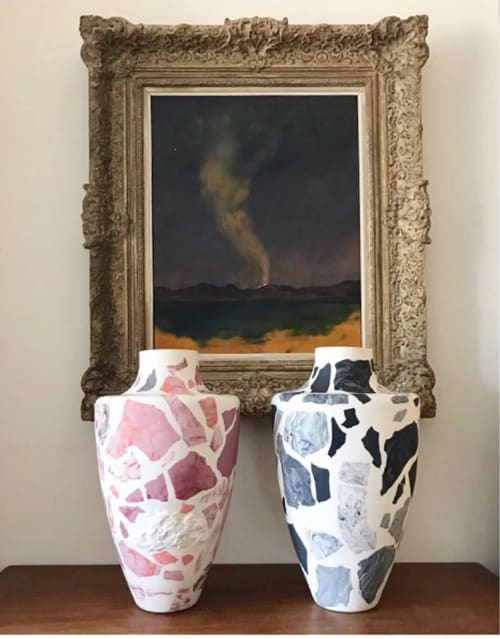 Vases & Vessels by Natascha Madeiski seen at Private Residence, London - Ceramic Vase
