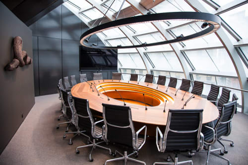 Tables by Koskela at Macquarie Group Limited, Sydney - Custom Boardroom Table