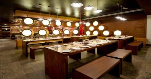 Interior Design by BBA Design Consultants Inc. seen at Resort Mundo Imperial, Acapulco - Interior Design