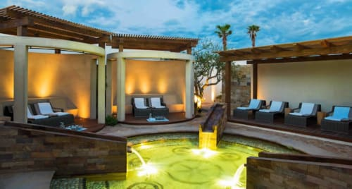 Furniture by DZINE seen at Chileno Bay Resort & Residences, Cabo San Lucas - Curated Furniture