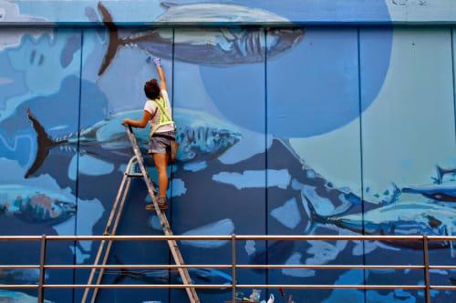 PAULA CALAVERA - Murals and Art Curation
