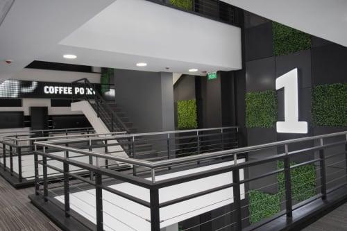 1250 Studio - Signage and Interior Design