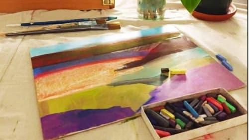 Kate Ryan Studio - Paintings and Art