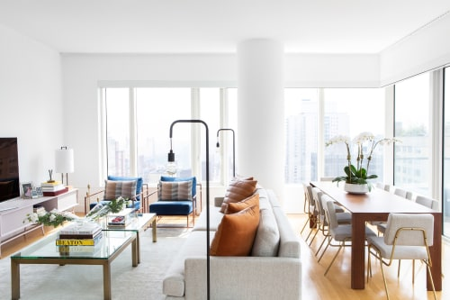 Private Residence, Manhattan, Homes, Interior Design
