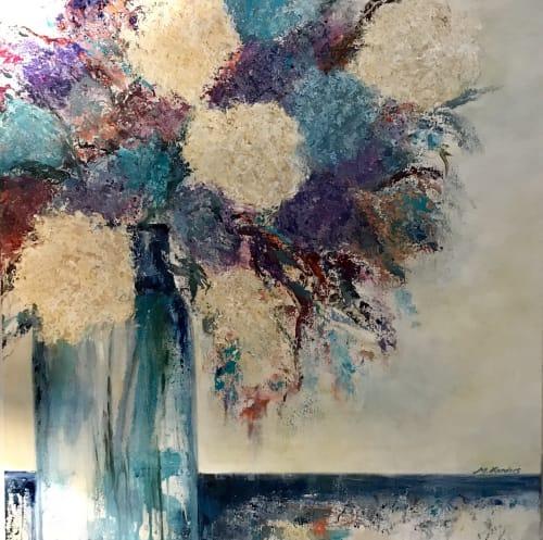 Sea Glass | Paintings by Marilyn Landers