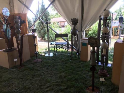 Sandy Friedman Sculpture - Sculptures and Public Sculptures