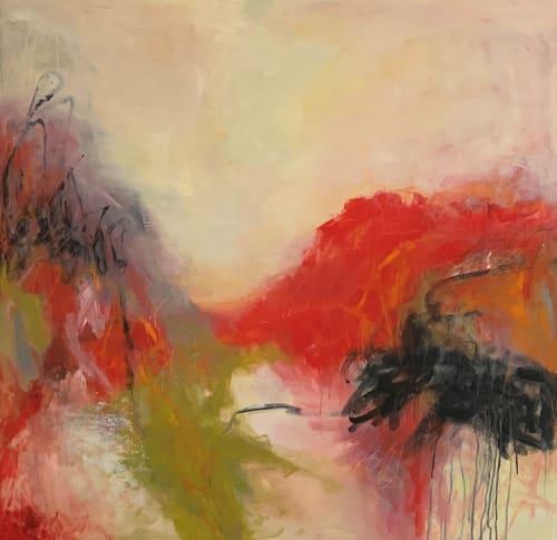 Paintings by Kelly Dillard Art seen at Dallas, Texas, USA, Dallas - COV - 1