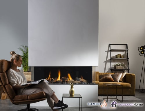 Interior Design by European Home seen at 30 Log Bridge Rd, Middleton - Summum 140 Gas Fireplace