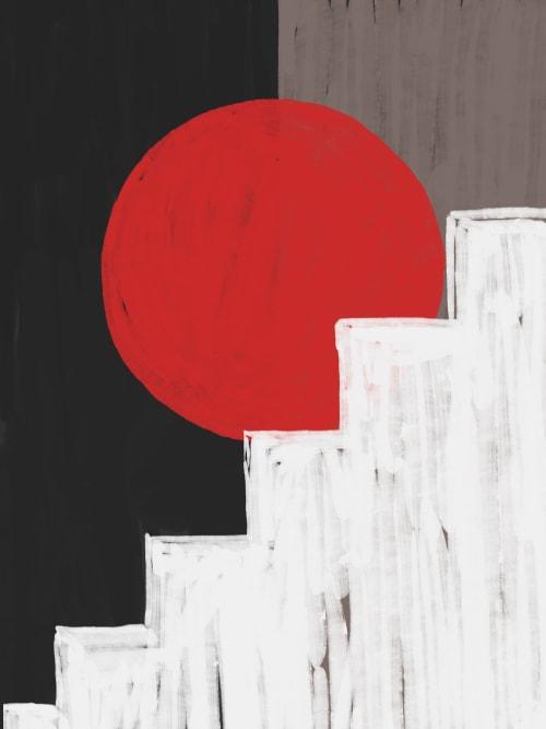 Coyote | Paintings by Kara Suhey Print Shop