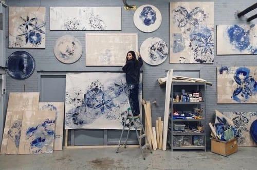 Eline Martherus - Paintings and Art