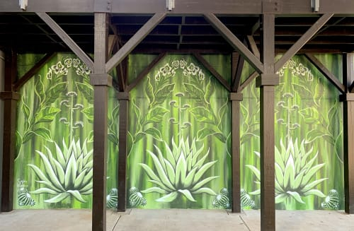 Samantha Jacobson - Murals and Art