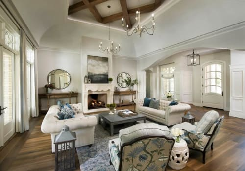 Interior Design by Sanders Design Studio seen at Private Residence, Paradise Valley - Interior Design (PV French Country)