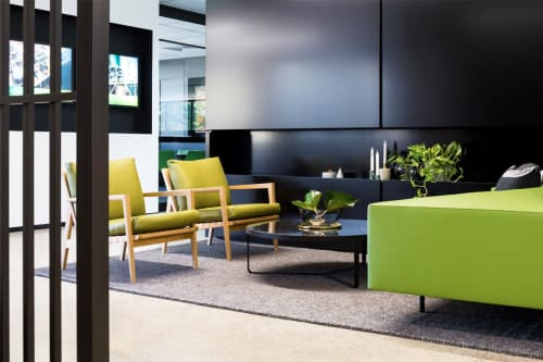 Interior Design by Pony Design Co. seen at Jord International Pty Ltd., St Leonards - Interior Design