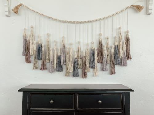 Danielle Vail Fiber Art & Design - Macrame Wall Hanging and Art