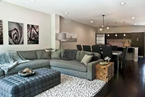 Interior Design by Brianne Bishop Design seen at Private Residence, Chicago - Interior Design