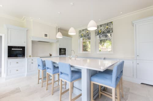 Pendants by Lyngard at Private Residence, Cambridge - Rushton Pendant