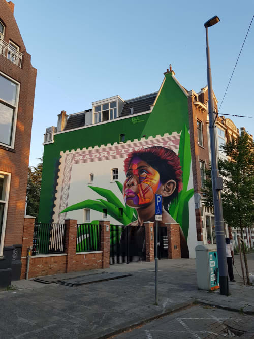 Tymon de Laat - Street Murals and Public Art