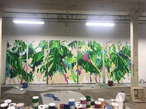 Katie Pumphrey - Paintings and Murals
