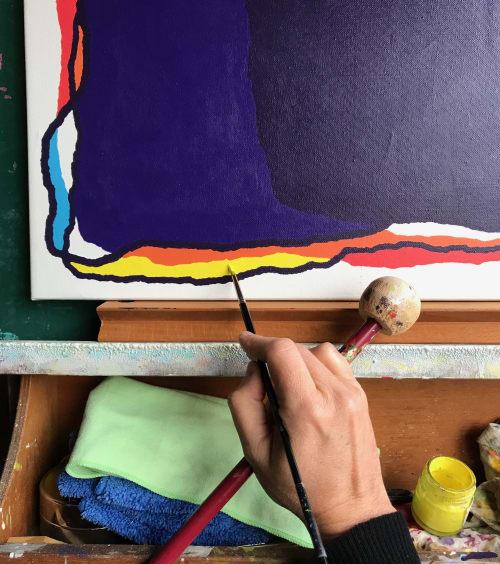 sketches | Paintings by Rafa Mateo