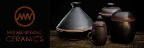 Michael Newsome Ceramics - Utensils and Tableware