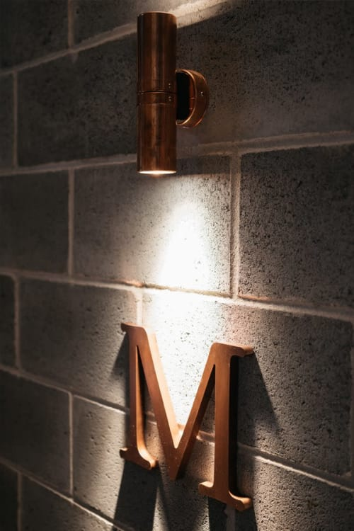 Interior Design by Pony Design Co. seen at Acre Eatery, Camperdown - Interior Design