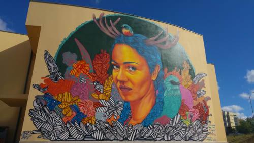 Ozearv - Murals and Art