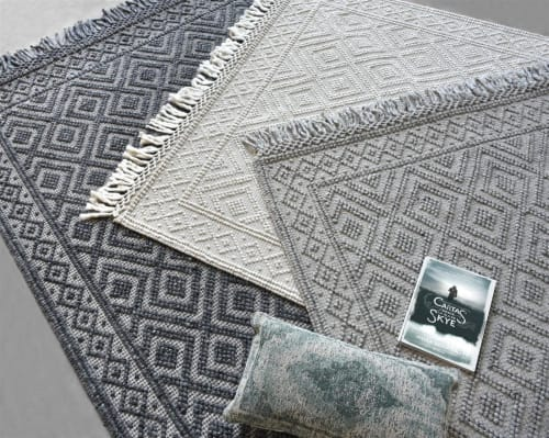Rugs by The Rug Republic seen at Private Residence - CONON