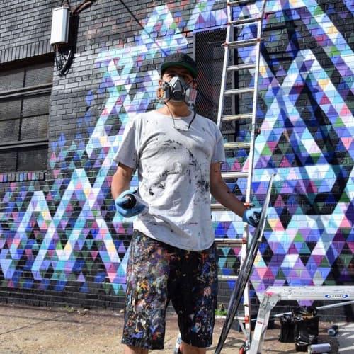 Street Murals by Chris Soria - vent Scenario