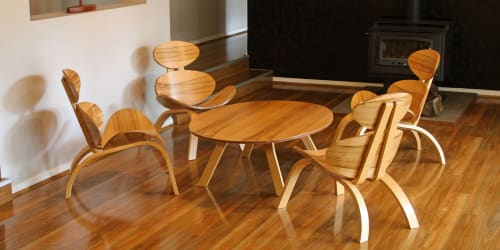 Darren Oates Fine Furniture - Tables and Furniture
