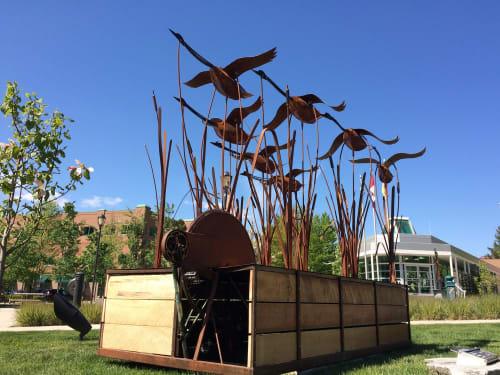 Sunsmith Design - Public Sculptures and Public Art