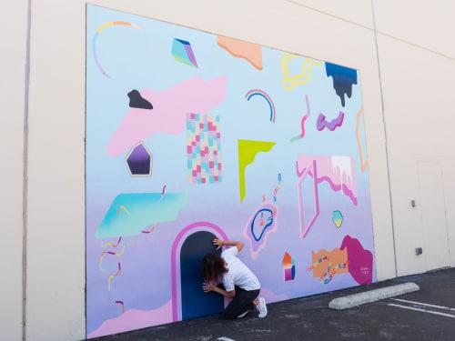Devon Walz - Murals and Art