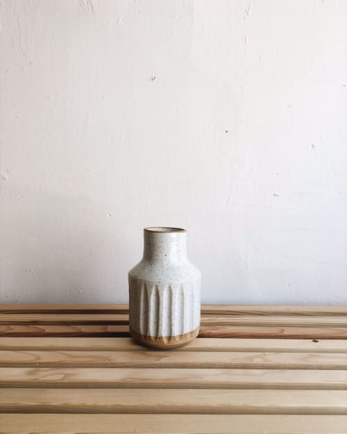 Vases & Vessels by Sam Lee seen at Private Residence, San Francisco - Carved Speck Large Vase