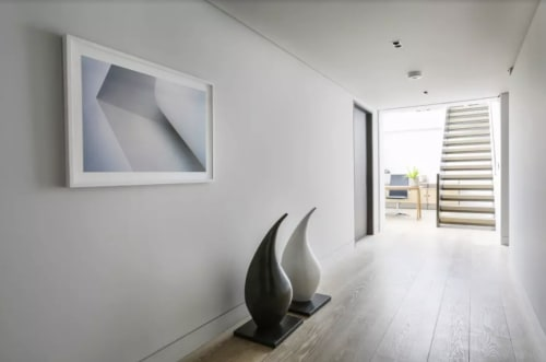 Photography by Reed Hearne / Digital Art seen at Private Residence, London - Round Peg
