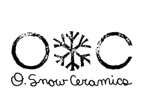 O.Snow Ceramics - Tableware