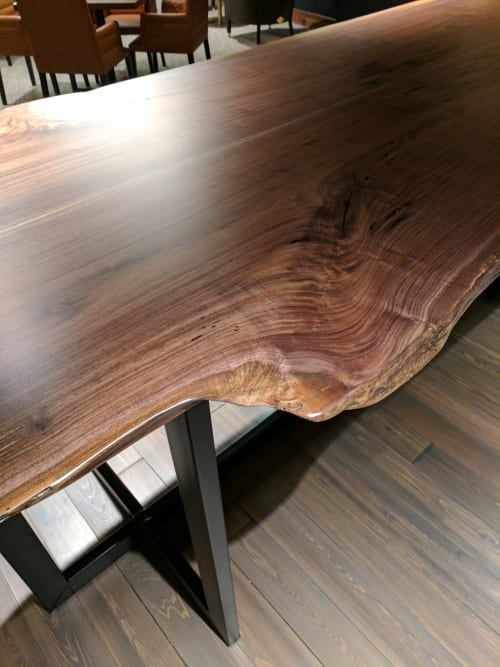 Tables by Rustic Trades Furniture seen at SunTrust Park, Atlanta - Dining Tables