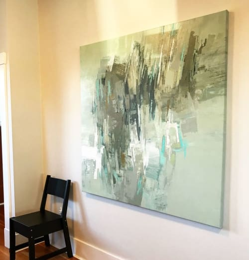 Paintings by Laurel Swenson seen at Vancouver, Vancouver - Laurel Swenson