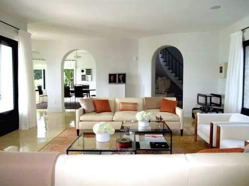 Interior Design by MK Workshop seen at Private Residence, Miami Beach - Interior Design