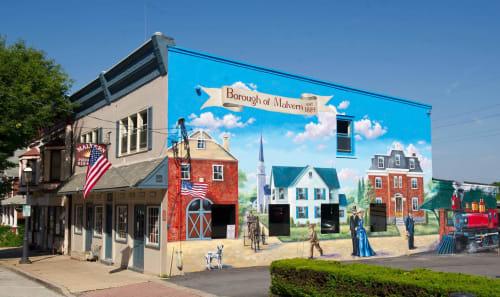 Promiseland Murals, LLC - Murals and Street Murals