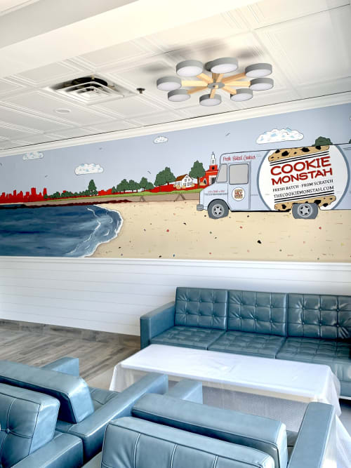 Chalkin About Boston - Murals and Signage