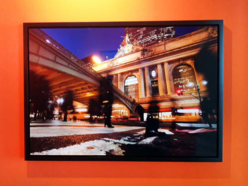 Photography by Chris Becker Photo at Private Residence, Philadelphia - NYC Intersection series